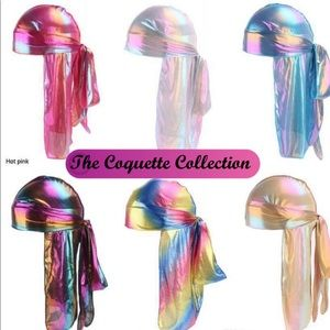 Durags for women or men.